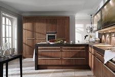 Van Hout Keukens : Het mooie van houten keukens van siematic voorlichtingsburo wonen