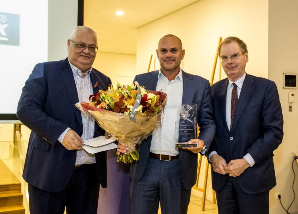 Duscholux wint Duurzaamheidsprijs Wonen 2018 in de categorie Producten