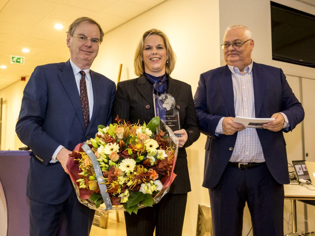 Bouwbedrijf Van der Hulst wint Duurzaamheidsprijs Wonen categorie Bouwen
