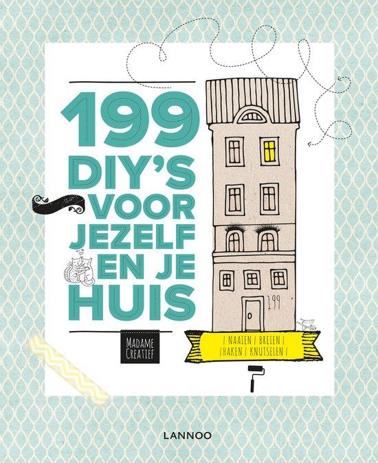 Keuken Idee?n Boek : 199 DIYs voor jezelf en je huis – Voorlichtingsburo Wonen