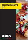 2017 Zanussi keukeninbouwapparaten