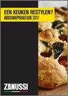 2017 Zanussi restyle keukenapparaten