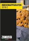 Brochure Zanussi inbouwapparaten