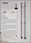 Brochure Instamat handdoekdroger en verwarmer Jay
