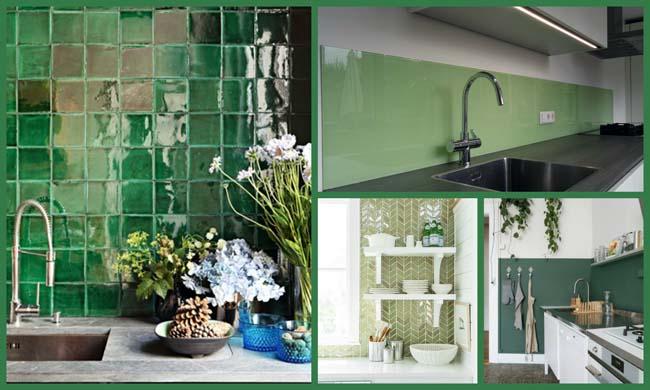 Zeer 5 x groene keuken - Voorlichtingsburo Wonen @JP68
