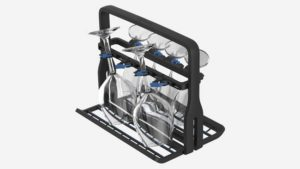 AEG Glass care basket