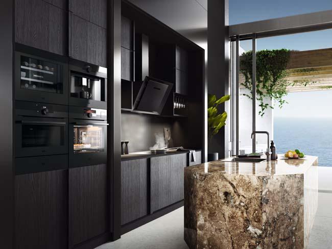 MattBlack is het nieuwe zwart in de keuken