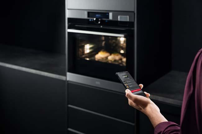 Innovaties AEG ovens