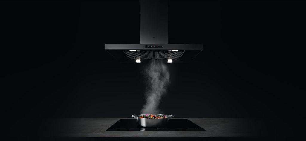 Zwarte keuken is stijlvol en chique   voorlichtingsburo wonen