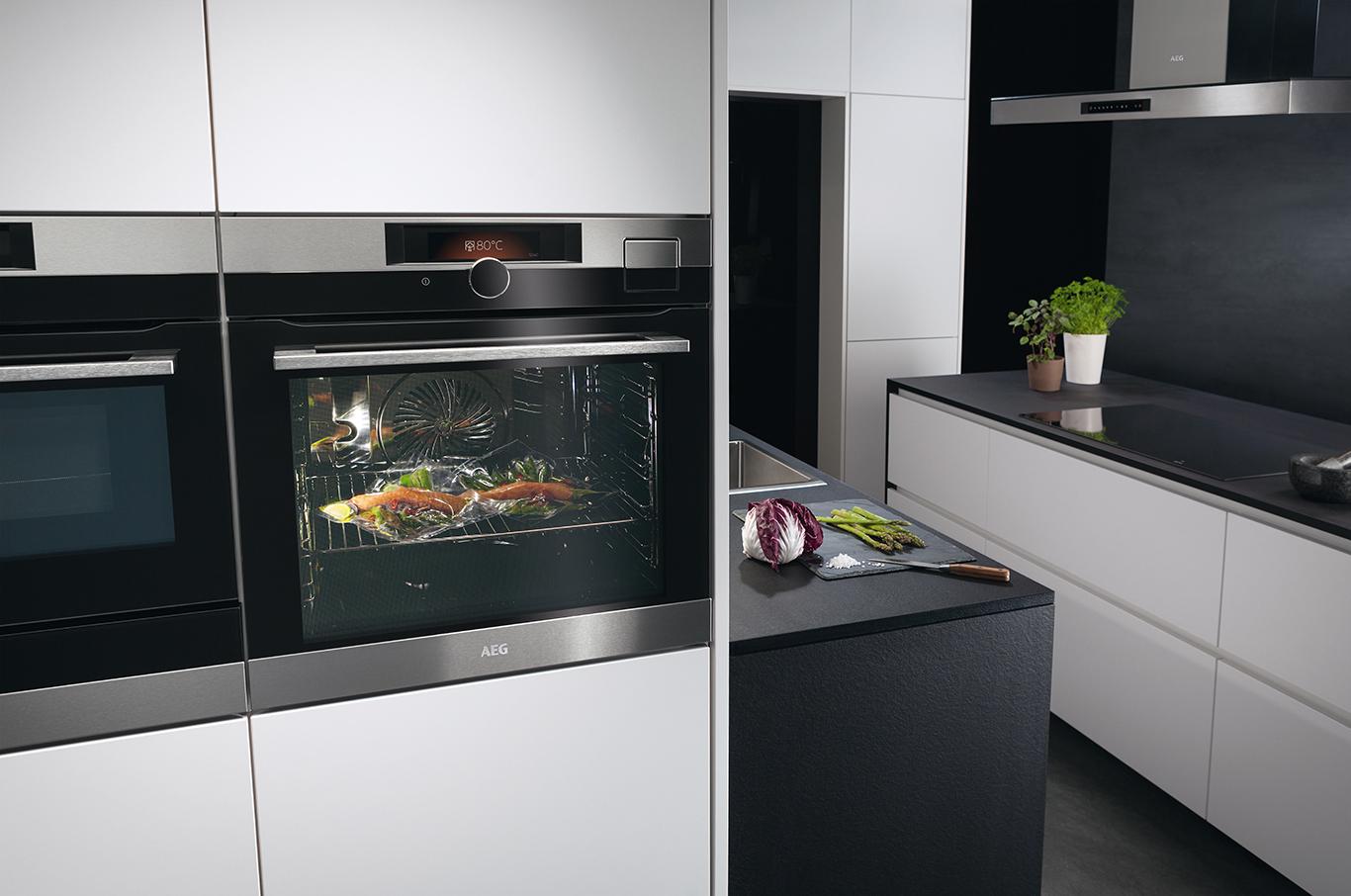 the mastery range voor een gestroomlijnde design keuken voorlichtingsburo wonen. Black Bedroom Furniture Sets. Home Design Ideas