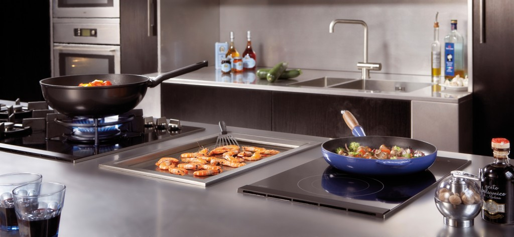 Modulaire kookplaten