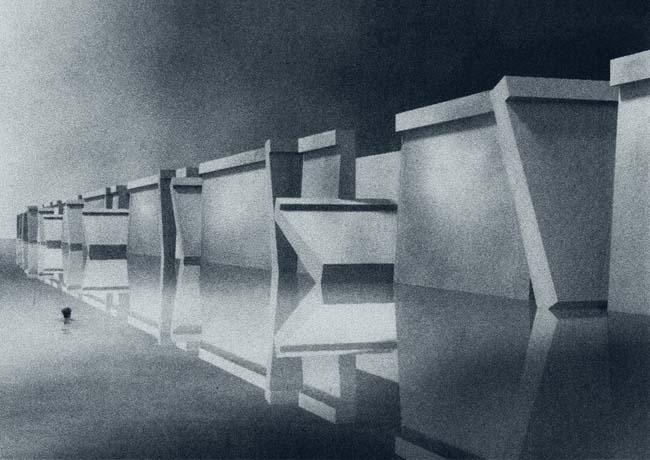 Architectenweb monument voor de Deltawerken