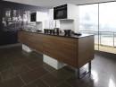 Kookeiland met granieten keukenblad