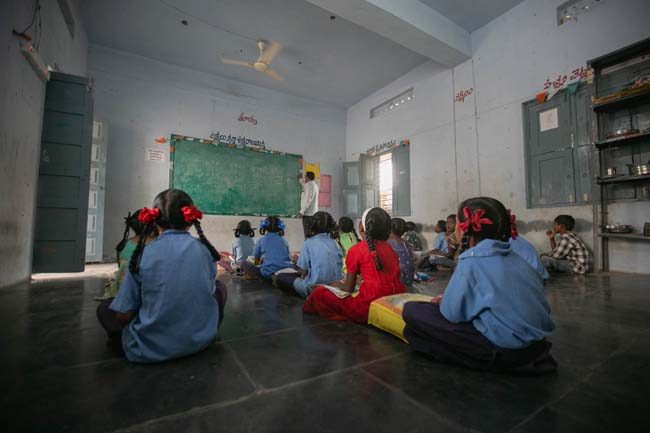 Arte Right To Education project