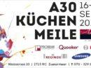 Arte op Hollandse tour tijdens Küchenmeile 2018