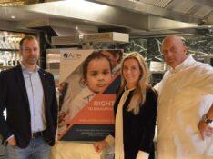 Herman den Blijker ambassadeur van Arte Responsible Stone Foundation!
