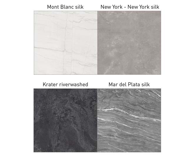 Nieuwe betonkleuren voor Neolith keukenbladen