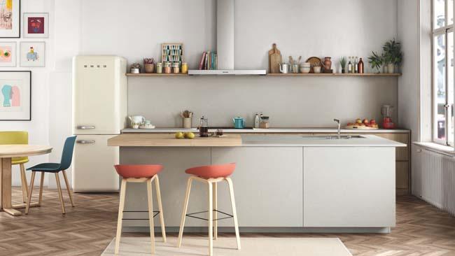 Nieuwste kleuren Silestone keukenbladen