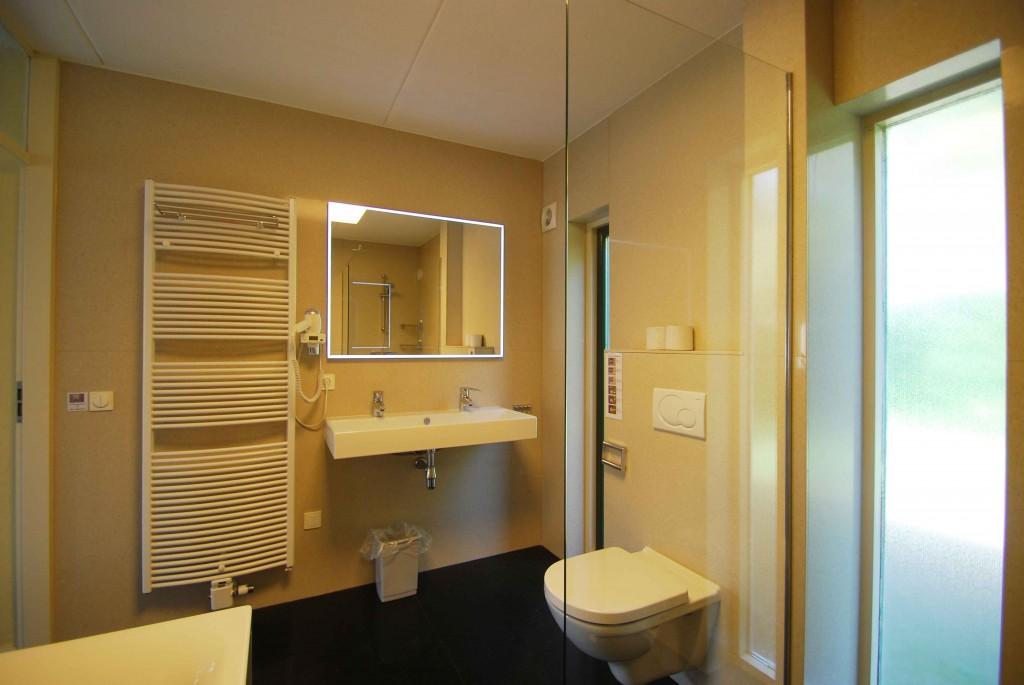 Landal badkamer van Silestone