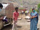 Gevolgen corona pandemie projectgebied India