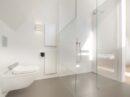 Badkamer met jumbopanelen