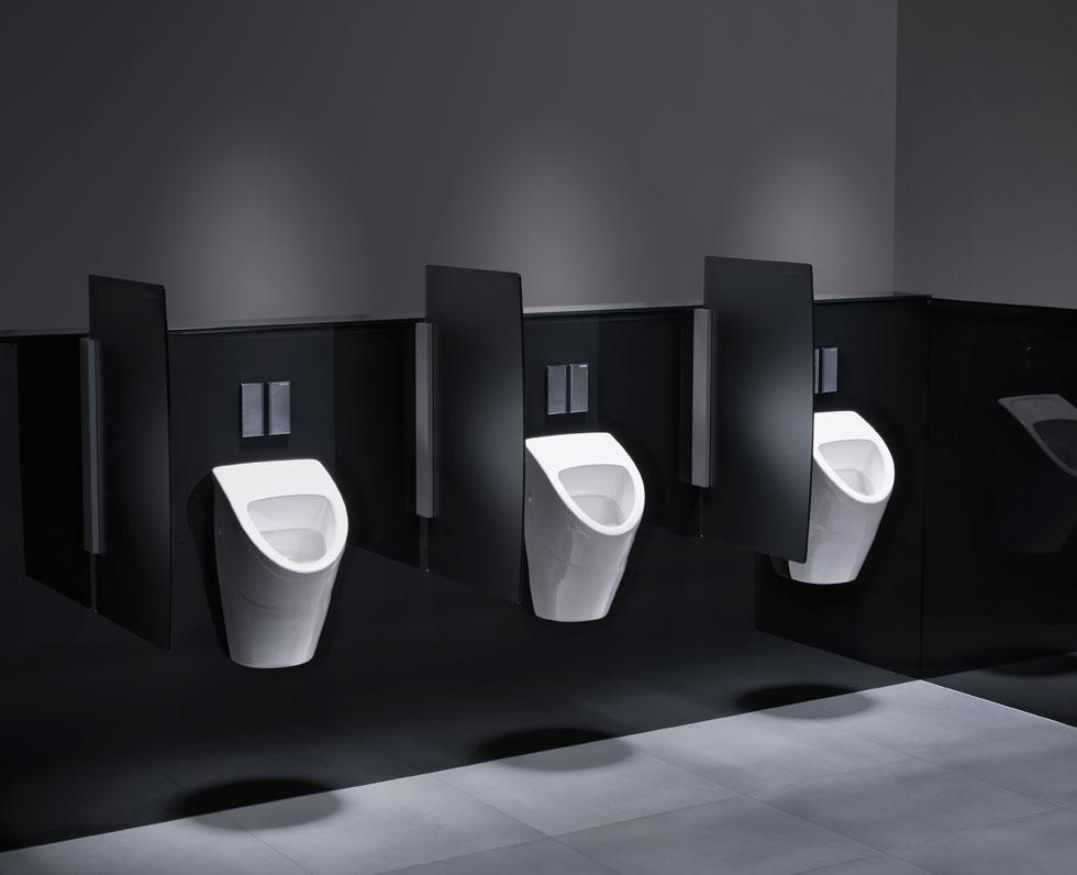 Urinoir In Badkamer : Urinoir voorlichtingsburo wonen