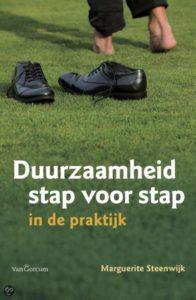 Boek: Duurzaamheid stap voor stap