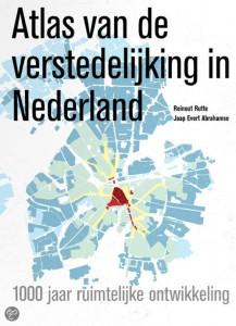 Atlas van de verstedelijking van Nederland