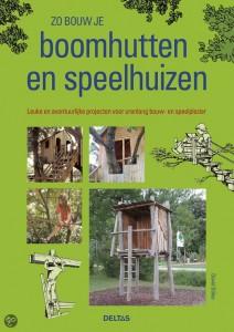 Boek: Boomhutten en speelhuizen