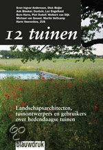 Boek - twaalf tuinen