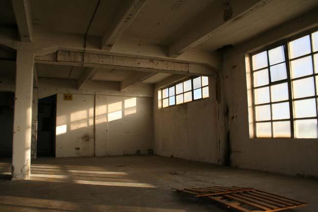 Wonen in een fabriek