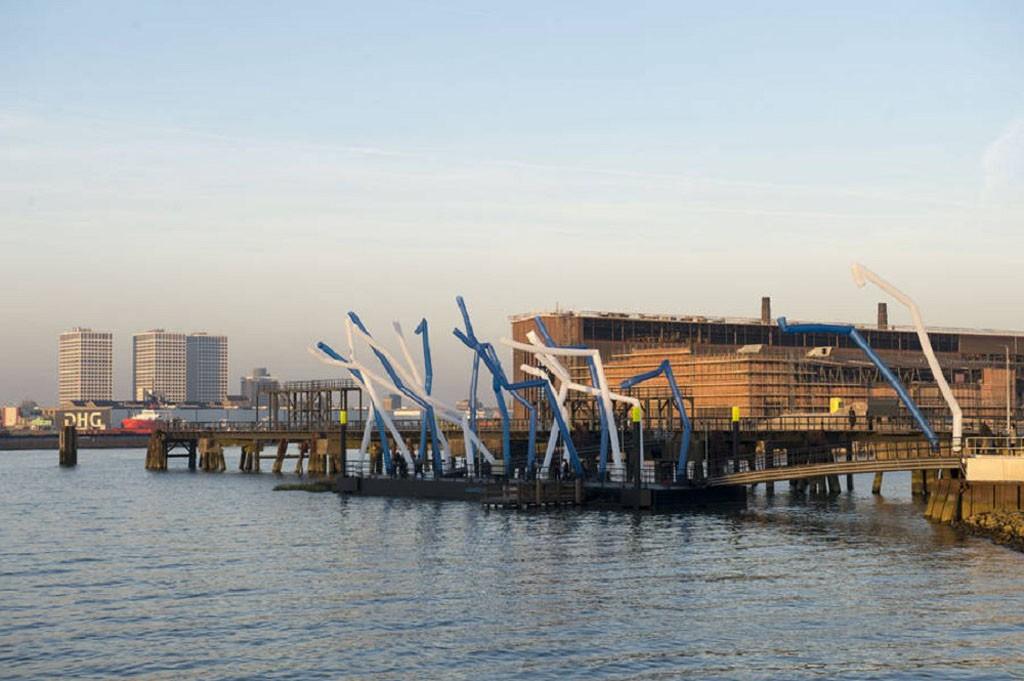 Gemeente Rotterdam Aqua Dock