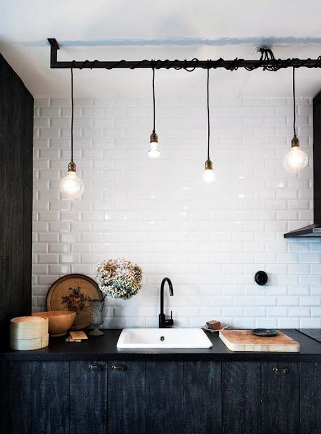 Pinterest_Verlichting Keuken