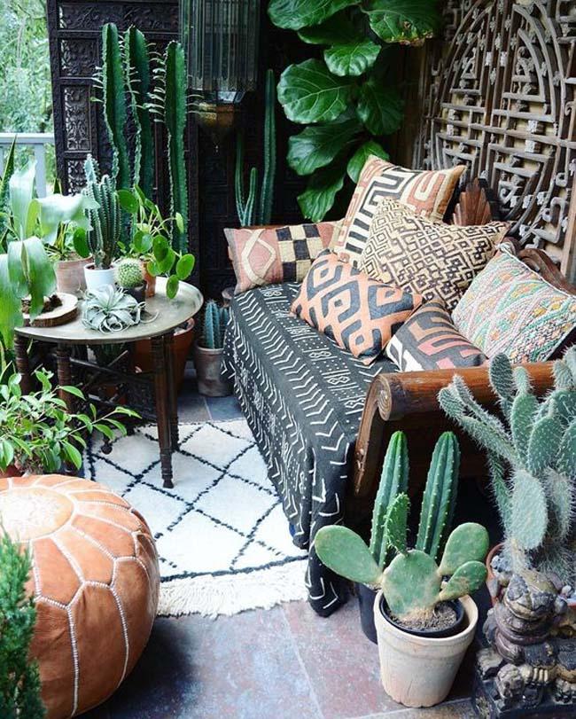 Maak een wintertuin, haal groen in huis