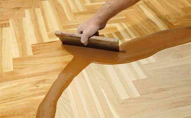 Hoe onderhoud je een houten vloer voorlichtingsburo wonen