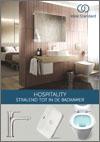 Brochure Badkamercollecties voor Hospitality