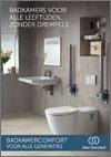 Brochure Badkamercomfort voor alle generaties