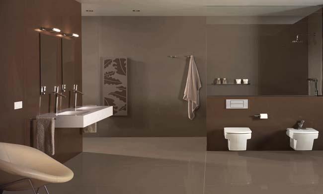 Naadloze Badkamer Wanden : Badkamerwanden voorlichtingsburo wonen