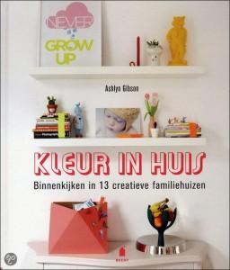 Woonboek Kleur in huis