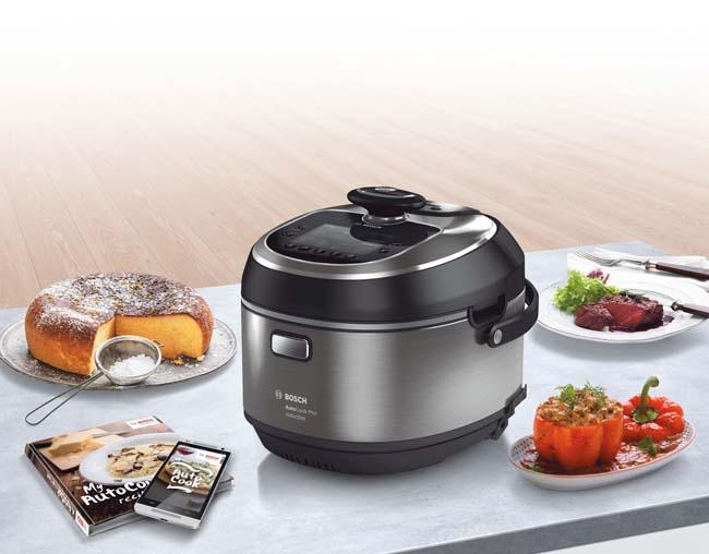 Iedereen kan koken met de AutoCook van Bosch