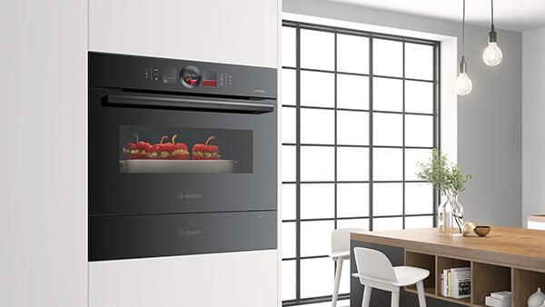 Bosch oven met Artificial Intelligence