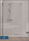 Brochure Connect 2 douchewanden en badschermen_