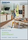 Brochure Constructa keukenapparaten inbouw