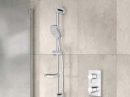 Nieuwe collectie inbouw douchethermostaten