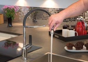 Keukenkranen Flexibele Uitloop : Trends in keukenkranen voorlichtingsburo wonen