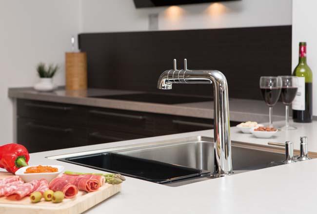 Zwarte Keukenkraan : Zwarte Keukenkraan: atag keukenkraan kopen interne el. Kopen whole