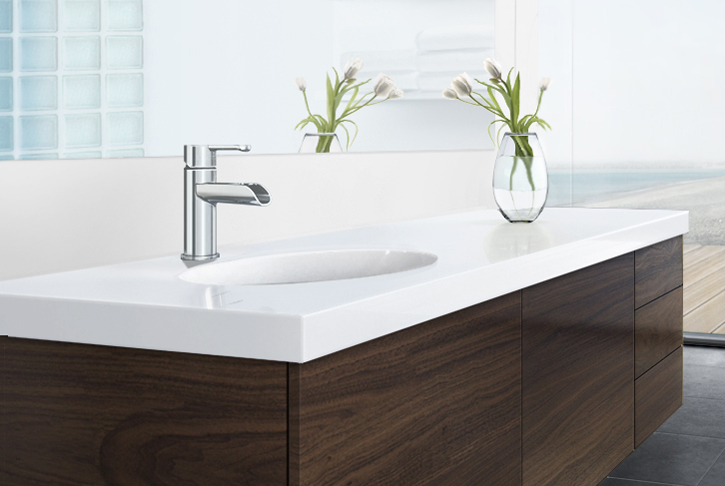 Welke badkamerkraan kiest u voorlichtingsburo wonen for Badkamer configurator