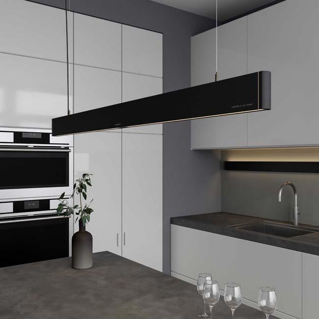 Jansen & de Bont design verlichting voor de keuken