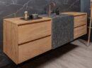 Jouw houten badkamermeubels eindelijk 100% op maat