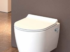 Bidet-Toilet van Lanesto